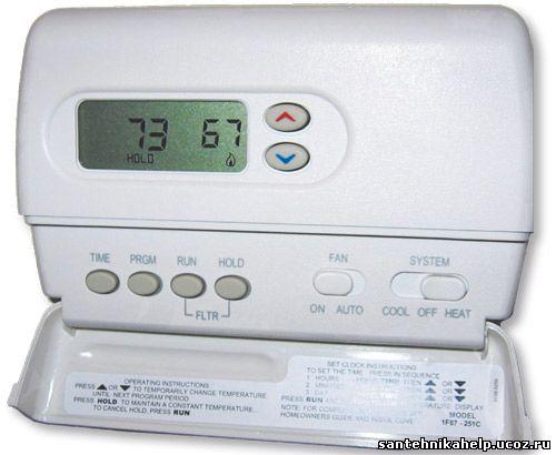 Автоматизированный тепловой пункт