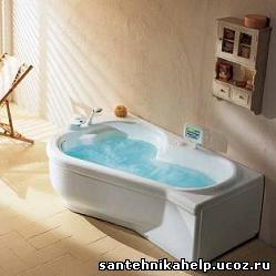 акриловая ванна Teuco
