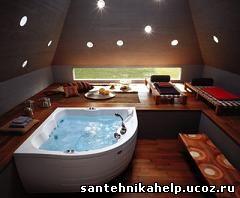 акриловая ванна Jacuzzi